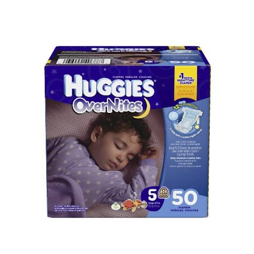The 3 Best Overnight Diapers (2017 Guide & Reviews)