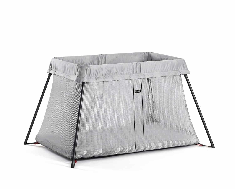 Light portable crib for babies - Babybjorn Travel Crib