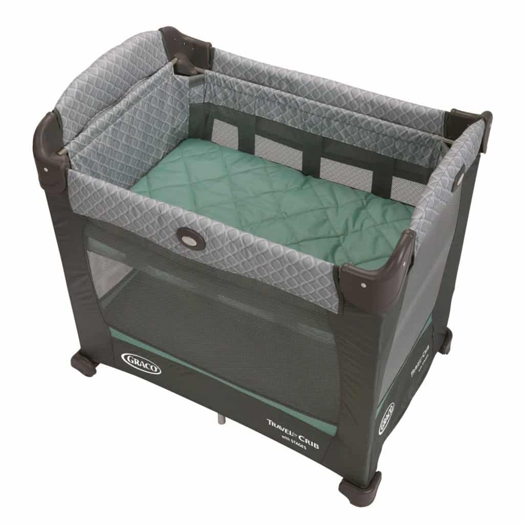 Best Travel Cribs For Sleeping On The Go 2018 Guide