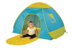Schyllingu0027s Infant Playshade (click here to check the price on Amazon) has a bunch of features that accommodate infants toddlers and even small children.  sc 1 st  Maternity Glow & Best Baby Beach Tents To Protect Baby From The Sun (2018 Guide)